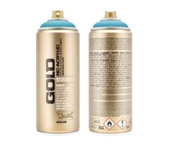 MONTANA MONTANA GOLD SPRAY PAINT 400ML DOLPHINS