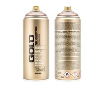 MONTANA MONTANA GOLD SPRAY PAINT 400ML COPPERCHROME