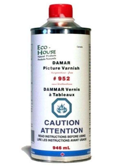 ECO-HOUSE DAMAR PICTURE VARNISH 1L