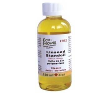 ECO-HOUSE LINSEED STANDOIL 4OZ