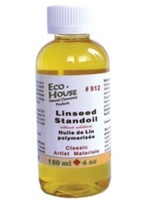 ECO-HOUSE LINSEED STANDOIL 4OZ