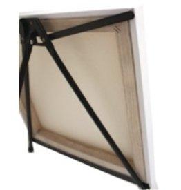 ART Art Alternatives Maripose Aluminum Table Easel