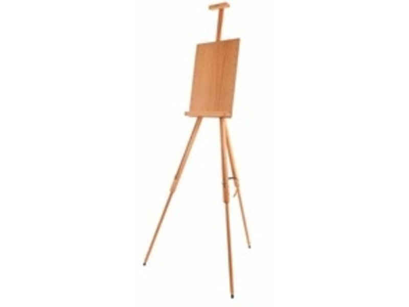 MABEF FIELD EASEL W/ ADJUSTABLE PANEL