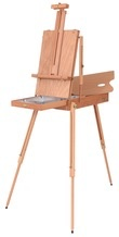 ART Mabef French Easel Sketch Box
