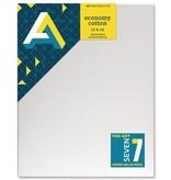ART ALTERNATIVES ART ALTERNATIVES ECONOMY STRETCHED CANVAS 11x14 7 CANVAS VALUE PACK