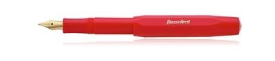 ART Kaweco Classic Fountain Pen Red EF
