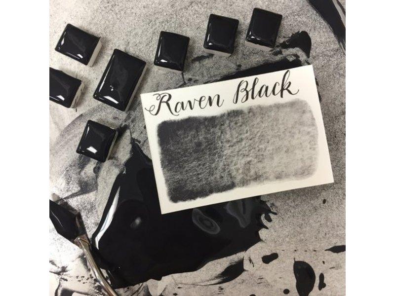 Half Pan Raven Black