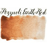 STONEGROUND PAINT HALF PAN POZZUOLI EARTH RED