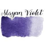 Half Pan Mayan Violet