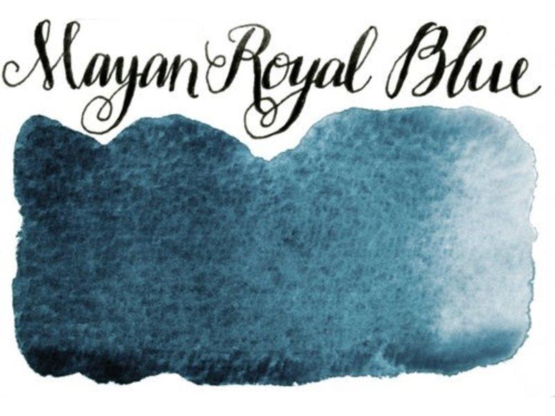Half Pan Mayan Royal Blue