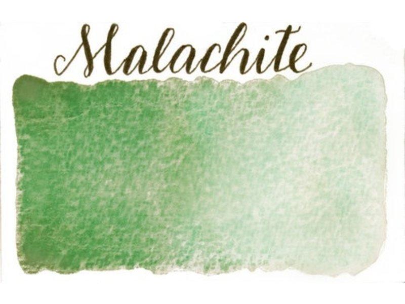 Half Pan Malachite