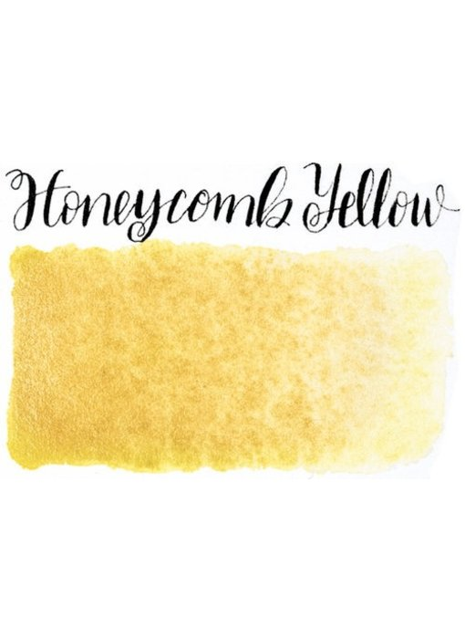 Half Pan Honeycomb Yellow