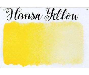 STONEGROUND STONEGROUND PAINT HALF PAN HANSA YELLOW