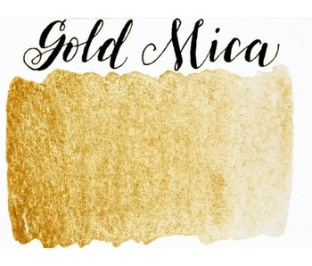STONEGROUND STONEGROUND PAINT HALF PAN GOLD MICA