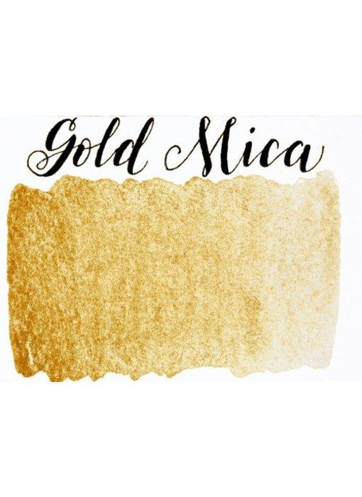 Half Pan Gold Mica