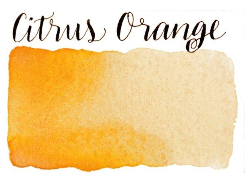 STONEGROUND PAINT HALF PAN CITRUS ORANGE