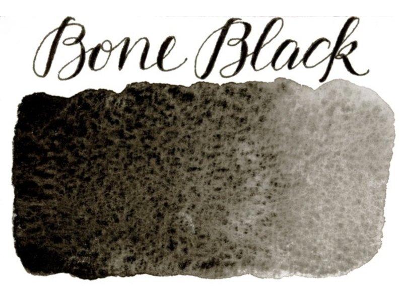 STONEGROUND STONEGROUND PAINT HALF PAN BONE BLACK