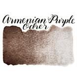 Half Pan Armenian Purple Ocher