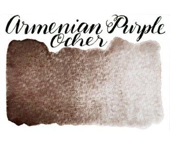 STONEGROUND STONEGROUND PAINT HALF PAN ARMENIAN PURPLE OCHER