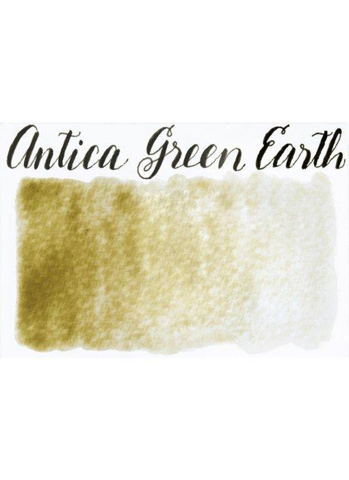 Half Pan Antica Green Earth