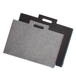 ITOYA PROFOLIO MIDTOWN BAG 14x21 GREY