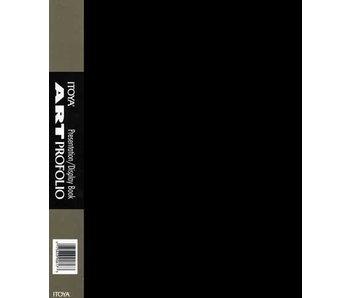 ITOYA ART PROFOLIO BLACK 9x12