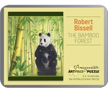 POMEGRANATE ARTPIECE PUZZLE 100 PIECE: BISSELL BAMBOO FOREST