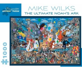 POMEGRANATE ARTPIECE PUZZLE 1000 PIECE: WILKS ULTIMATE NOAH'S ARK