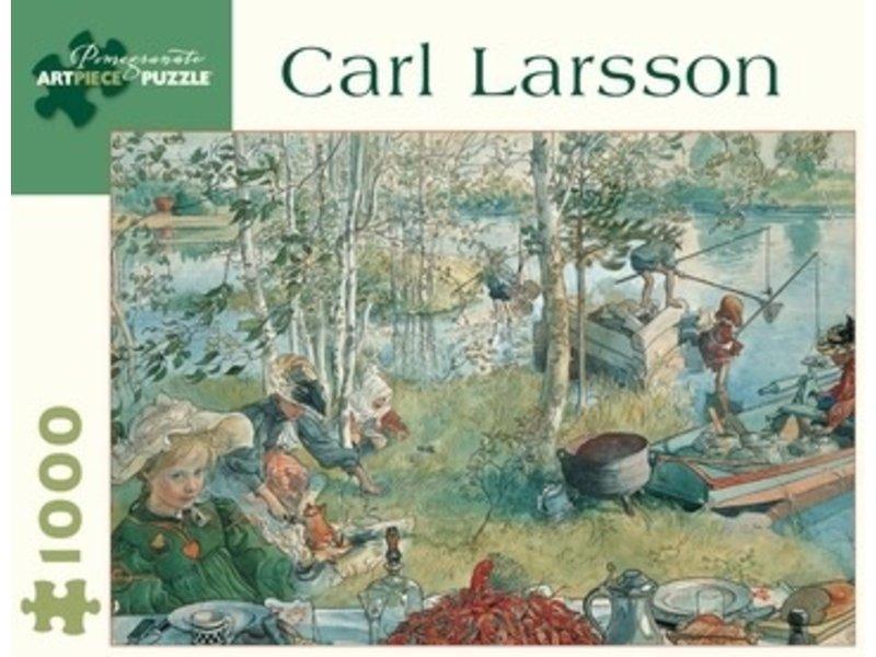 POMEGRANATE ARTPIECE PUZZLE 1000 PIECES: CARL LARSSON