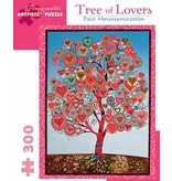 POMEGRANATE ARTPIECE PUZZLE 300 PIECE: TREE OF LOVERS