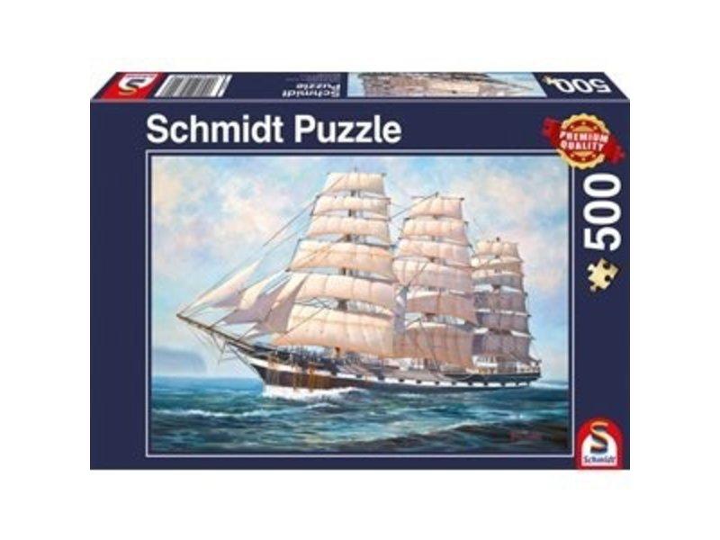 THINKPLAY SCHMIDT PUZZLE 500: RAISE THE SAILS!