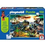 THINKPLAY SCHMIDT PUZZLE 150: PLAYMOBIL - ROYAL TREASURE