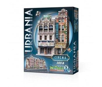 WREBBIT 3d PUZZLE 300PC: URBANIA CINEMA