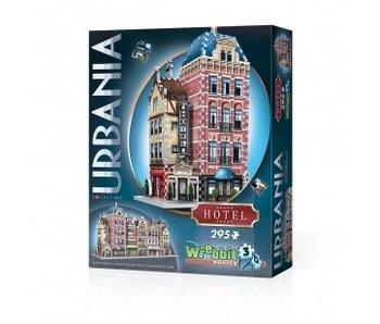 WREBBIT 3D PUZZLE 285PC: URBANIA HOTEL