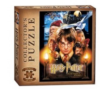 THINKPLAY WORLD OF HARRY POTTER: COLLECTORS PUZZLE 550PC