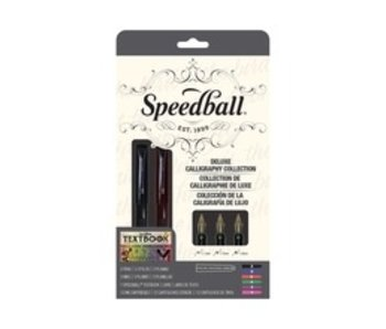 SPEEDBALL SPEEDBALL DELUXE CALLLIGRAPHY COLLECTION