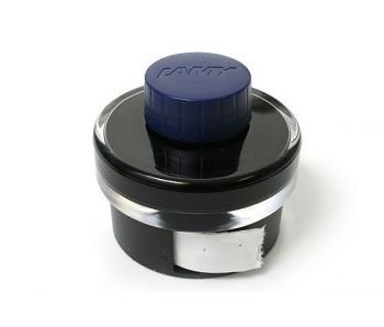 Lamy LAMY CALLIGRAPHY INK BOTTLE 50ML BLACK/BLUE