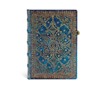 PAPERBLANKS PAPERBLANKS JOURNAL 5x7 UNLINED HC EQUINOXE AZURE