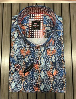7 Downie St. 7 DOWNIE ST DIAMOND S/S SHIRT
