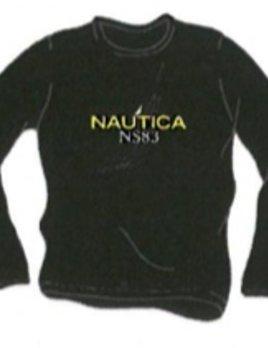 NAUTICA NAUTICA CLASSIC OUTLINE TEE