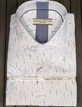 Luchiano Visconti LV LITTLE POINTS S/S SHIRT