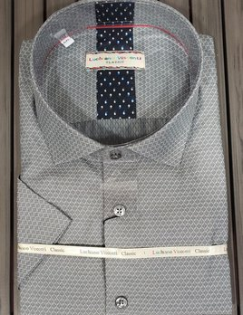 Luchiano Visconti LV LITTLE DIAMOND S/S SHIRT