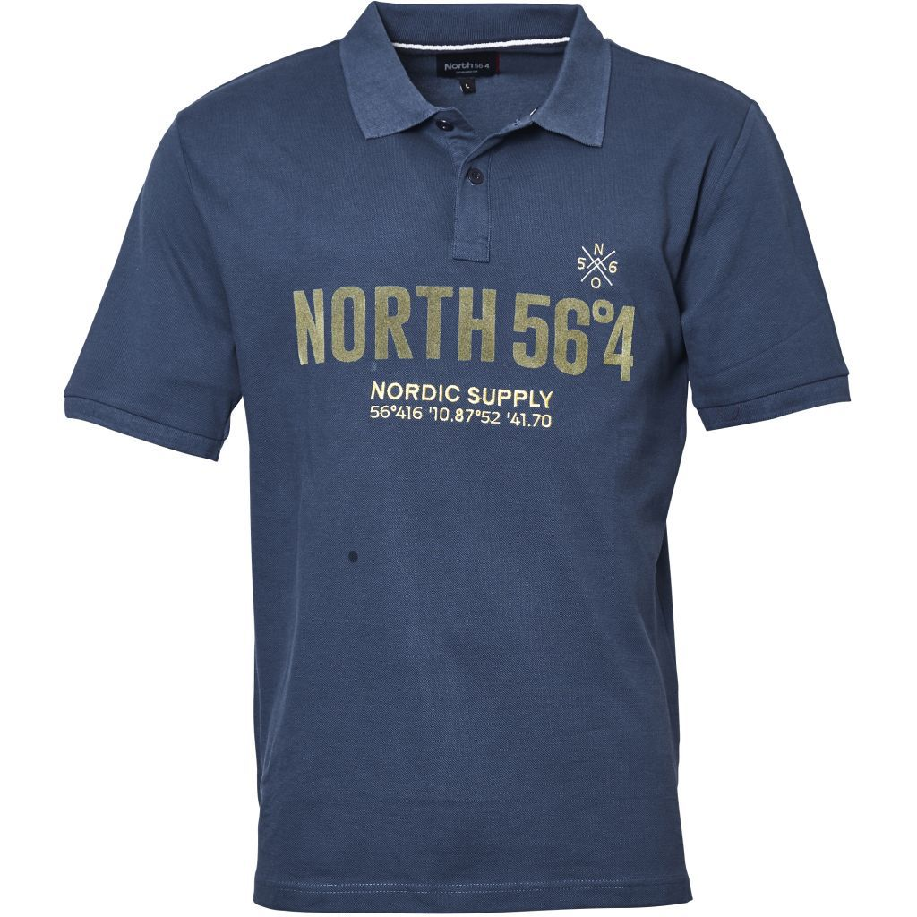 North 56.4 Polo Shirt S/S
