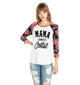 Mama Needs a Cocktail Top