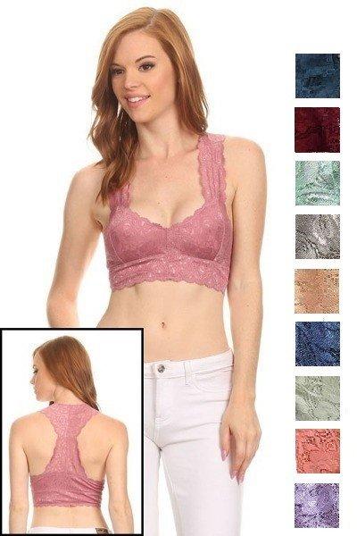Gorgeous Lace Bralette