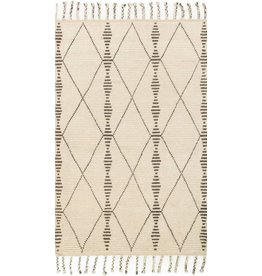 Loloi MAGNOLIA HOME COLLECTION - TULUM RUG 2 X 3 IVORY/PEBBLE