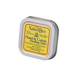 Naked Bee ORANGE BLOSSOM HONEY HAND AND CUTICLE SALVE