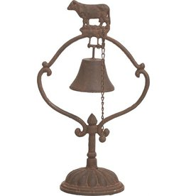 IRON COW BELL