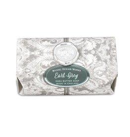 MICHEL EARL GREY LARGE BATH SOAP BAR