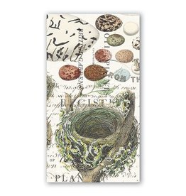 MICHEL NEST & EGGS HOSTESS NAPKINS